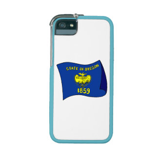 Oregon State Flag iPhone 5/5S Case