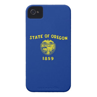 Oregon State Flag iPhone 4 Cover