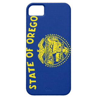 Oregon State Flag iPhone 5 Covers