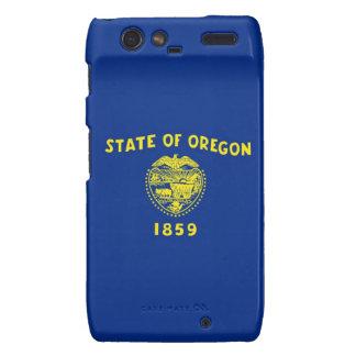 Oregon State Flag Droid RAZR Case