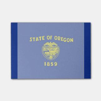 Oregon State Flag Design Post-it® Notes