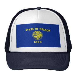 Oregon State Flag Design Trucker Hat