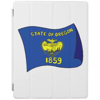 Oregon State Flag iPad Cover