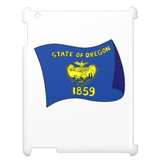 Oregon State Flag iPad Covers