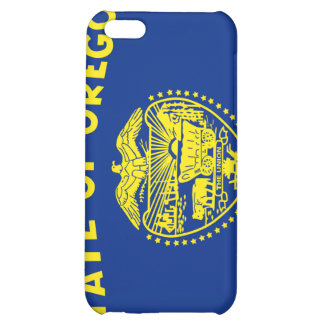 Oregon State Flag iPhone 5C Covers