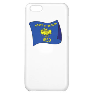 Oregon State Flag Cover For iPhone 5C