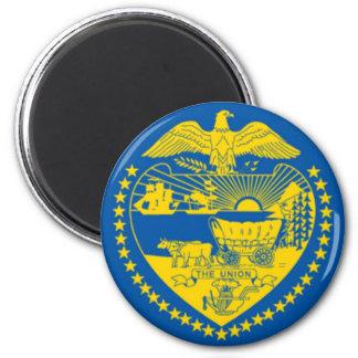 Oregon State Flag Magnet