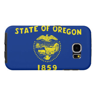 Oregon State Flag Samsung Galaxy S6 Cases