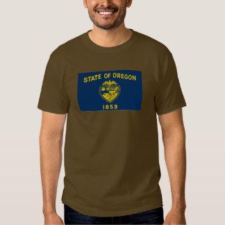 Oregon State Flag Shirts