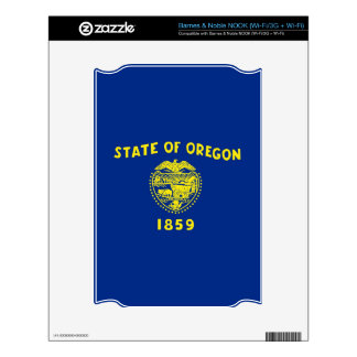 Oregon State Flag Decals For The NOOK