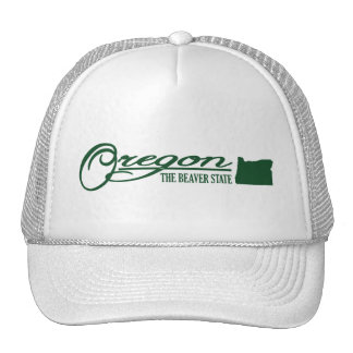 Oregon (State of Mine) Trucker Hat