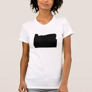 Oregon State Outline T Shirt
