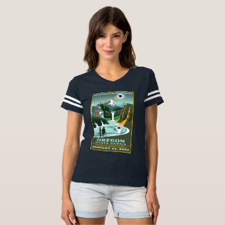 Oregon State Parks Eclipse 2017 T-shirt