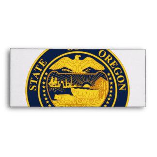 Oregon State Seal Envelopes