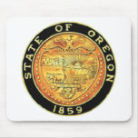 Oregon State Seal Mouse Pad