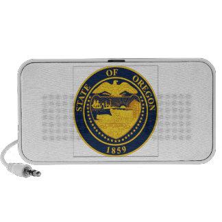 Oregon State Seal Notebook Speaker