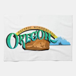Oregon State, USA (United States of America) Salem Hand Towels