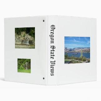 Oregon State Views 3 Ring Binder