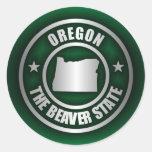 Oregon Steel (G) Sticker