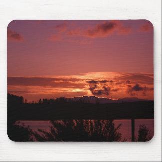 Oregon Sunset Mouse Pad