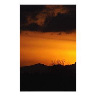 Oregon Sunset Stationery
