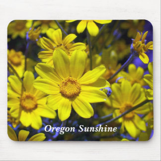 Oregon Sunshine Mouse Pad