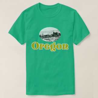 OREGON T-shirt from the J.X.G U.S.A.collection