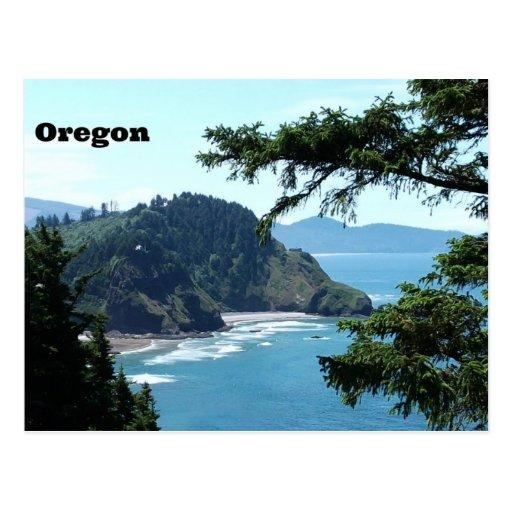 Oregon Tarjetas Postales