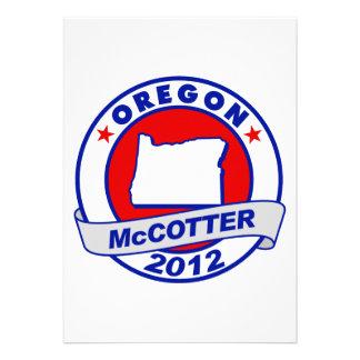 Oregon Thad McCotter Invite