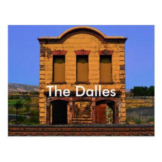 Oregon The Dalles Postcard
