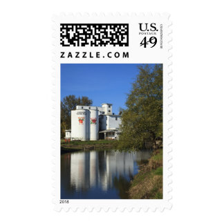 Oregon, Thompson's Mills State Heritage Site 2 Postage Stamps