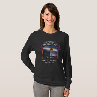 Oregon Total Solar Eclipse August 21 2017 T-Shirt