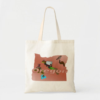 Oregon Tote Bag