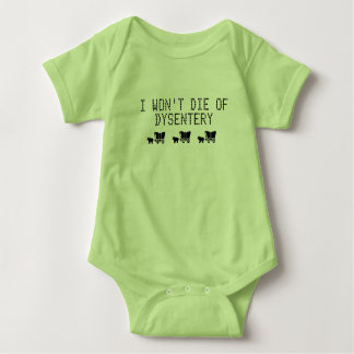 Oregon Trail Baby Clothes Baby Bodysuit