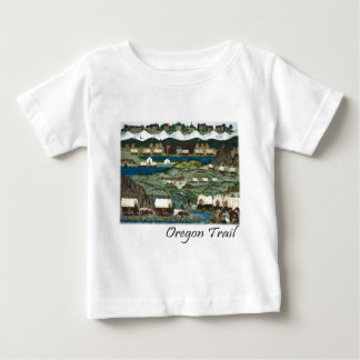 Oregon Trail Baby T-Shirt