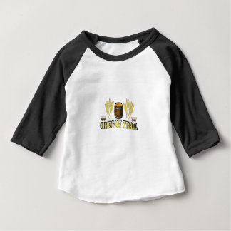 oregon trail blessing baby T-Shirt