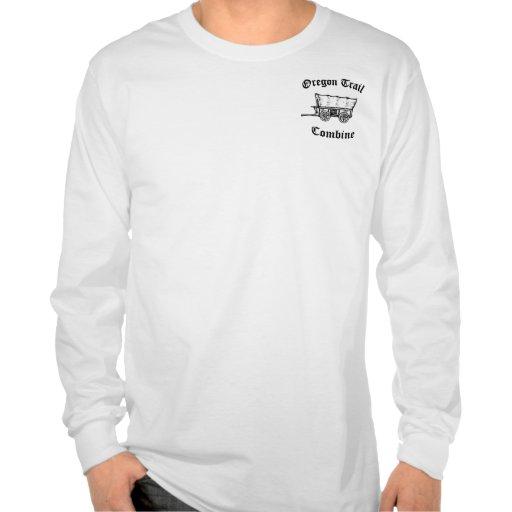 Oregon Trail Combine Tee Shirt