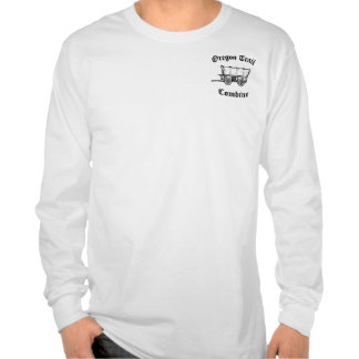 Oregon Trail Combine T-shirt