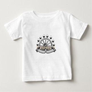 oregon trail dutch oven arch baby T-Shirt