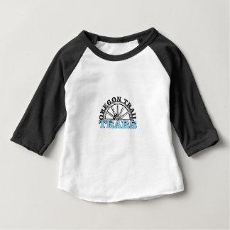 oregon trail tears baby T-Shirt