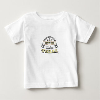 oregon trail trial baby T-Shirt