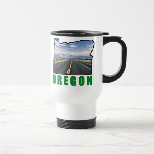 Oregon Travel Mug - Left Handed