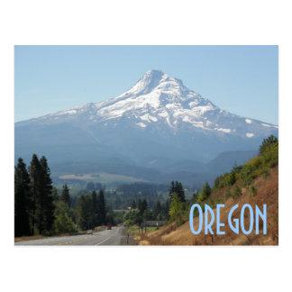 Oregon Travel Postcard
