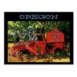 Oregon Truck Postcard