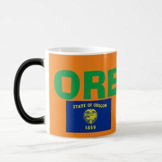 Oregon* USA Celebration Mug Morphing Mug