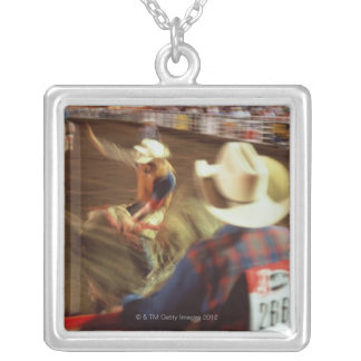 Oregon, USA Silver Plated Necklace