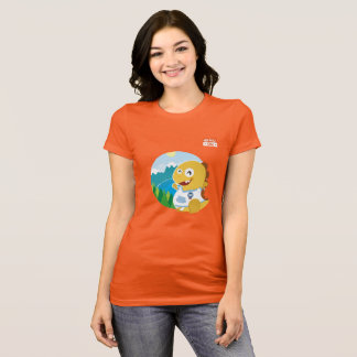 Oregon VIPKID T-Shirt (orange)