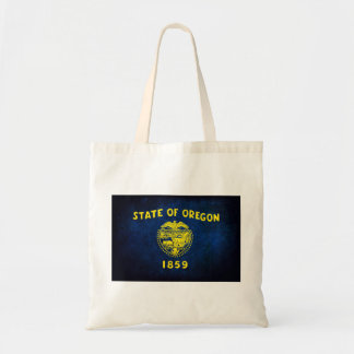 Oregonian Flag; Canvas Bag