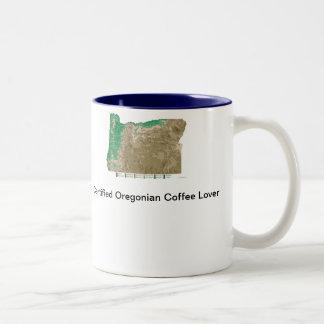 Oregonian Lovers Mug