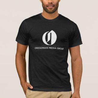 Oregonian Media Group - Black T-Shirt
